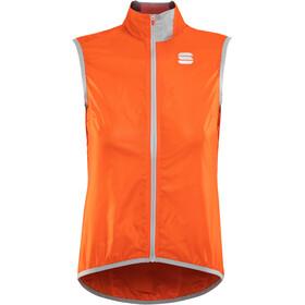 Sportful Hot Pack Easylight Kamizelka na rower Kobiety pomarańczowy